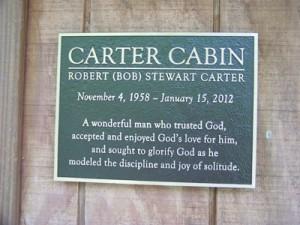 Carter Cabin 1