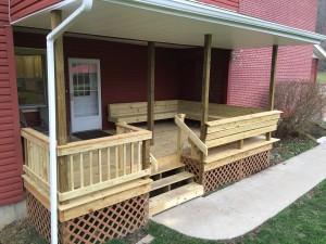 HH Side Porch